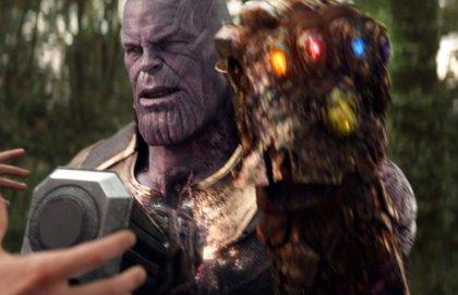 Vengadores Endgame: ¿Filtrada la colosal arma que derrotará a Thanos?