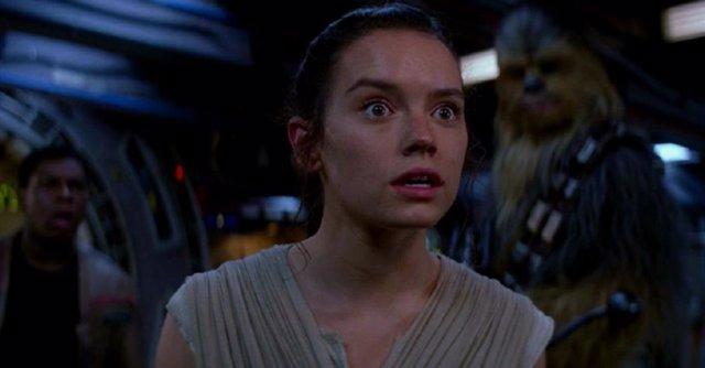 Rey en Star Wars VII