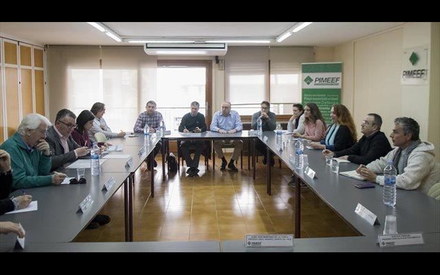 La Pimeef plantea a Podemos que el impuesto turístico se cobre en puertos y aeropuertos