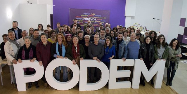 Candidatos de Podemos de todos los municipios de Baleares