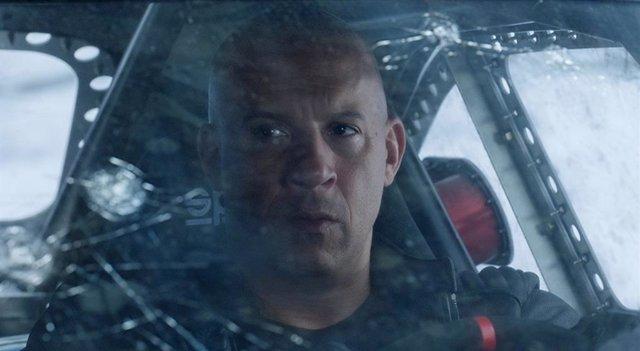 Vin Diesel en Fast & Furious 8
