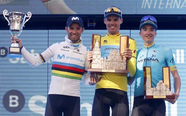 Luis León Sánchez repite como campeón de la Vuelta a Murcia