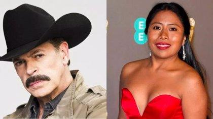 """El actor mexicano Sergio Goyri pide disculpas tras llamar """"pinche india"""" a la actriz de 'Roma' Yalitza Aparicio"""