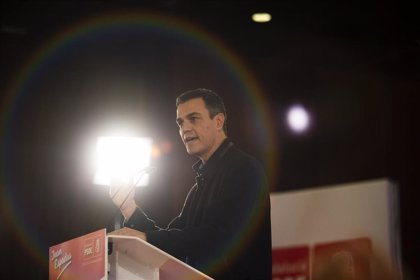 Un sondeo otorga a Vox y Ciudadanos los mismos escaños y coloca a Sánchez como ganador con el 33% de los asientos