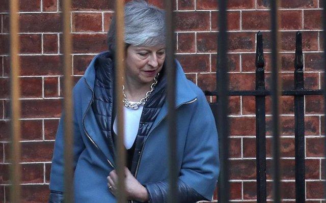 May tiene previsto reunirse con Juncker esta semana para lograr concesiones sobre la frontera irlandesa