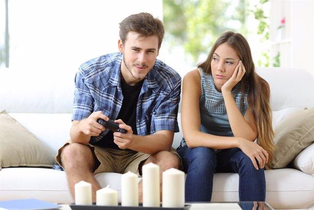Videojuegos, aburrimiento, diversión, síndrome de Peter Pan