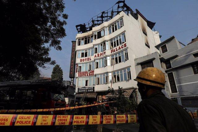 Hotel Arpit Palace Nueva Delhi