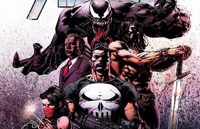 Savage Avengers de Marvel Comics