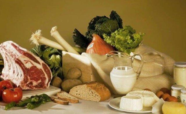 Alimentos de Cantabria, productos agroalimentarios