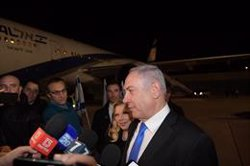 Netanyahu renuncia al seu càrrec addicional com a ministre d'Exteriors d'Israel (Amos Ben Gershom/GPO/dpa)