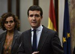 El PP porta el dimarts al Congrés la seva llei per castigar amb presó la convocatòria de referèndums il·legals (Oscar del Pozo - Europa Press)