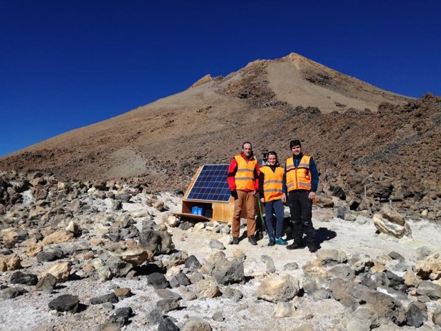 Investigadores de la UPNA desarrollan un generador que aproveche el calor volcán