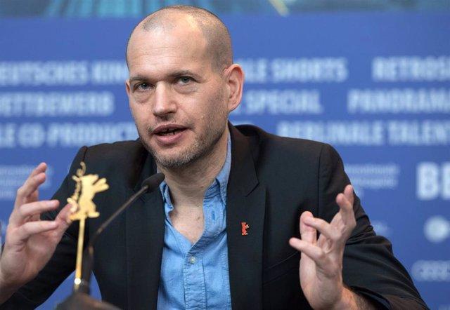 El director israelí Nadav Lapid, ganador del Oso de Oro de la Berlinale