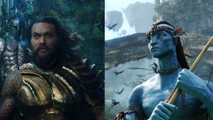 """James Cameron compara Avatar 2 con Aquaman: """"Nosotros seremos más realistas"""""""