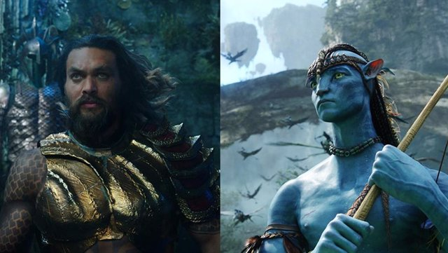James Cameron compara Avatar 2 con Aquaman
