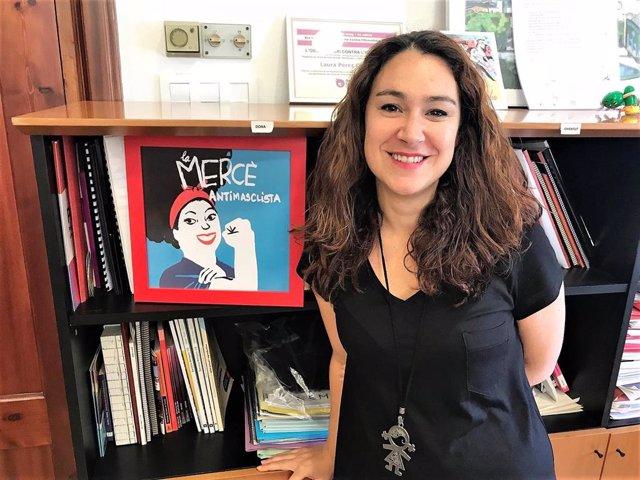 Laura Pérez, concejal del Ayuntamiento de Barcelona (Archivo)