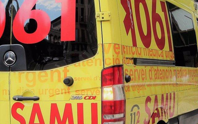 Sucesos.- La mujer atropellada en Campos está ilesa pero un varón accidentado se encuentra grave en Son Espases