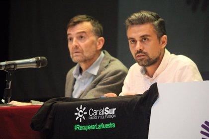 """IU Andalucía apoya en Asamblea a la plantilla de la RTVA y defiende una radio y televisión públicas """"de calidad"""""""