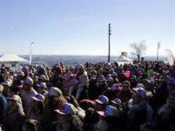 Unes 6.000 persones es 'posen la Gorra' a Lleida en la 6a Festa de l'AFANOC (ACN)