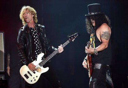 """Slash, sobre nuevo disco de Guns 'n Roses: """"Tenemos material y muchas cosas ya en marcha"""""""