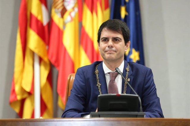 Marc Castells, presidente de la Diputación de Barcelona (Archivo)