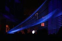 El 'Llum Bcn' torna a fer del Poblenou un laboratori d'experimentació lumínica (ACN)
