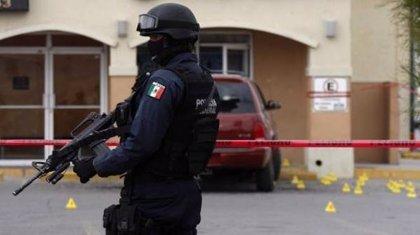 Al menos seis muertos y tres heridos por un tiroteo en Ciudad de México