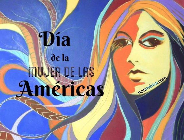 Mujer de las américas
