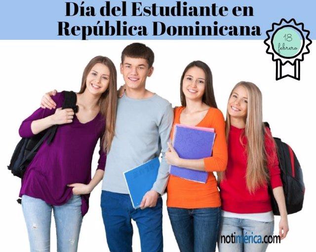 Día del estudiante en republica dominicana