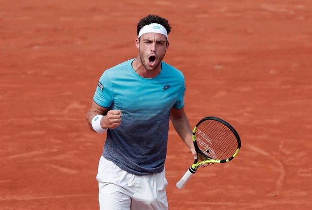 Roland Garros Marco Cecchinato