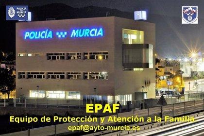 Cuatro detenidos en Murcia por violencia de género y doméstica este fin de semana
