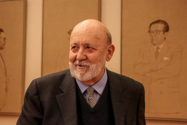 El presidente del Centro de Investigaciones (CIS), José Félix Tezanos, comparece