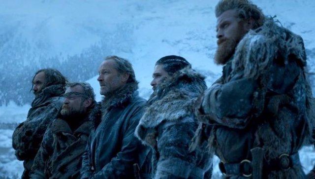 Jon Snow, El Perro, Matagigantes en Juego de tronos