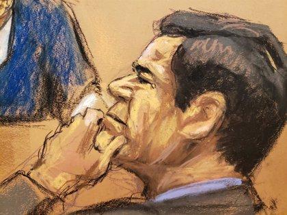 La exdiputada amante de 'El Chapo' testifica haber sido secuestrada para evitar la cadena perpetua