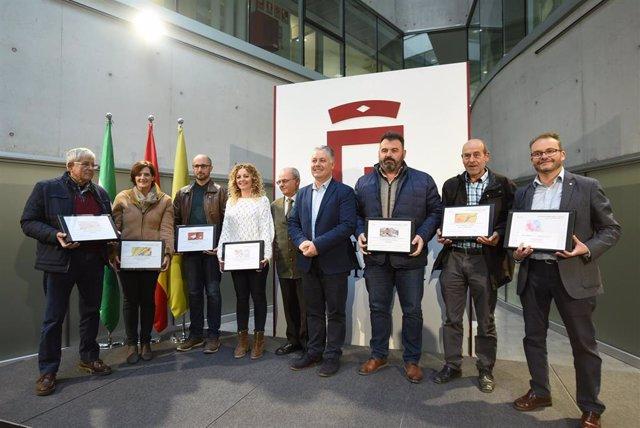 Diputación de Granada entrega un estudio sobre riesgos naturales a 14 municipios