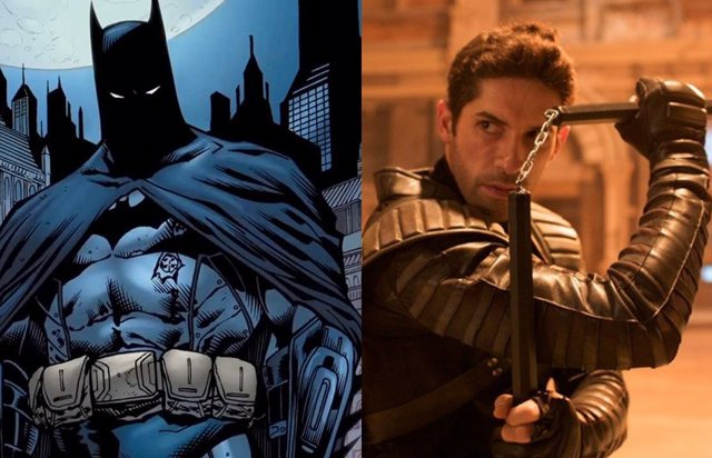 Scott Adkins y Batman