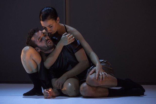Espectáculo de danza de la compañía de Alberto Pineda