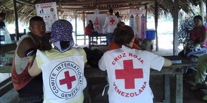 Cruz Roja Española lanza un llamamiento para apoyar a la población de Venezuela