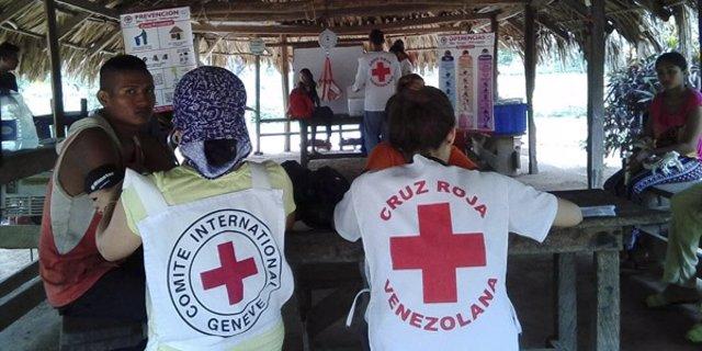 Cruz Roja en Venezuela