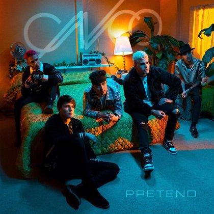 CNCO lanza Pretend, su pegadizo nuevo hit global cantado en inglés y español
