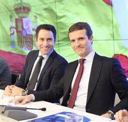 Casado avisa que Sánchez convoca eleccions per