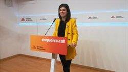 ERC preveu llistes continuistes i descarta una candidatura única independentista (EUROPA PRESS)