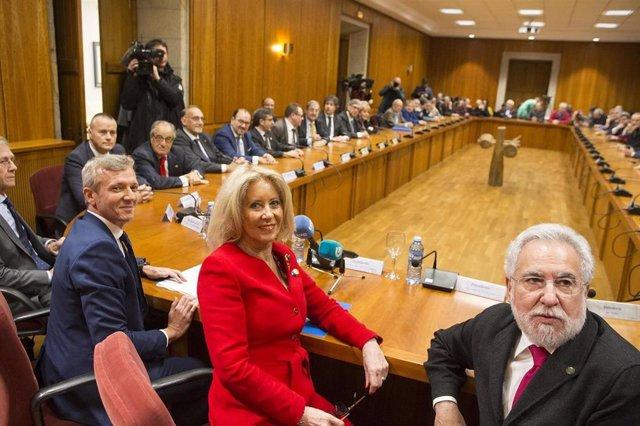 11,00 H.- O Vicepresidente Da Xunta, Alfonso Rueda,  Asistirá Á Presentación Do