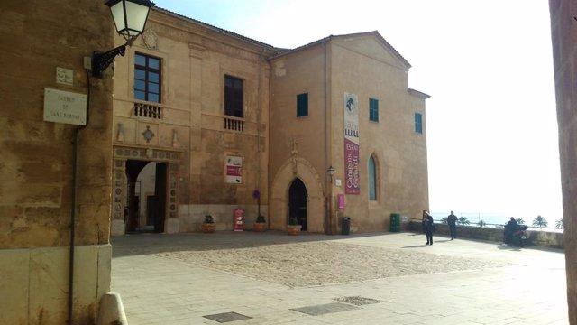 Seu del bisbat de Mallorca a Palma