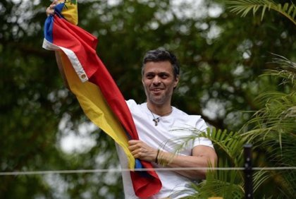 Leopoldo López cumple cinco años preso