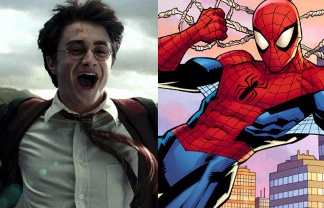 Daniel Radcliffe quiere ser Spider-Man