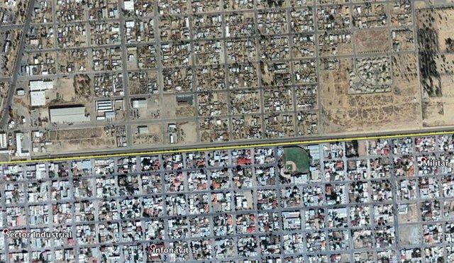 Cosas interesantes encontradas en Google Maps