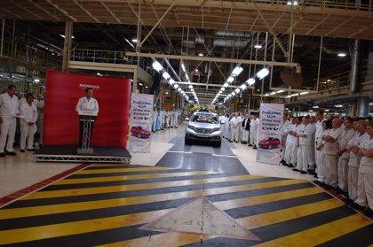 Honda cerrará su planta británica de Swindon (Reino Unido) en 2022 y pone en riesgo 3.500 empleos