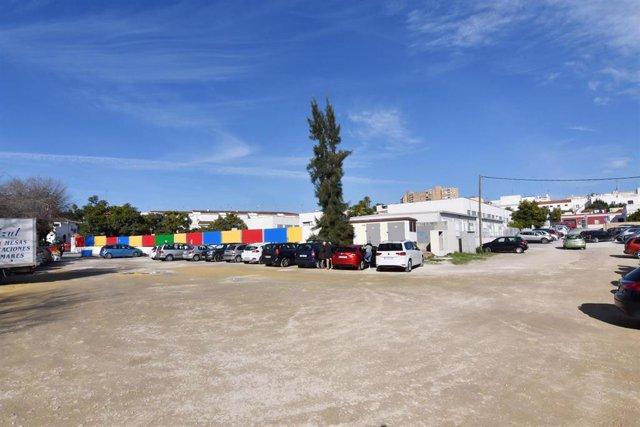 Remodelación del entorno del colegio 'Infanta Leonor'
