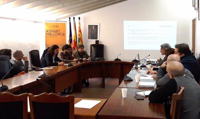 Presentació del projecte 'Smart Island Mallorca'